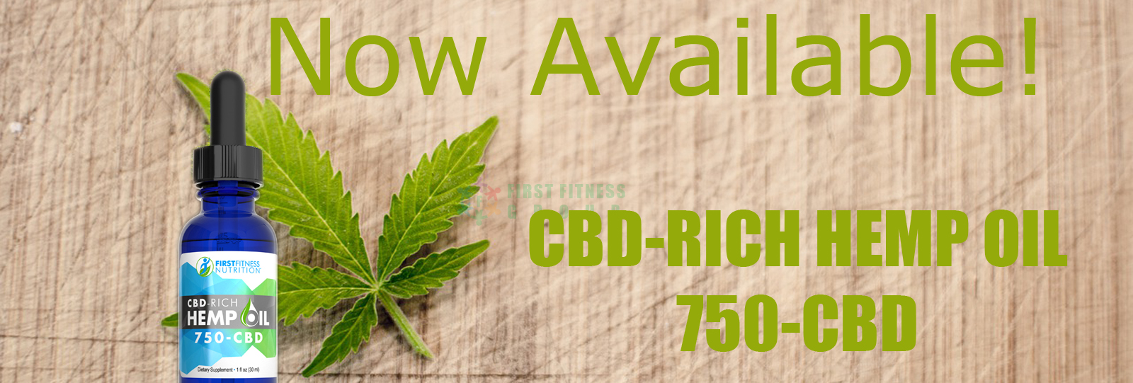 750 CBD-Rich Hemp Oil